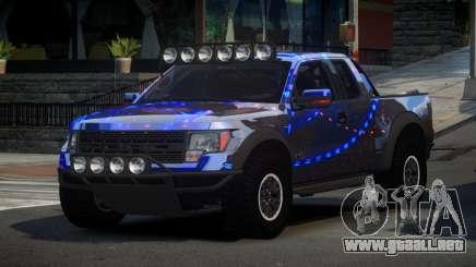 Ford F-150 U-Style S4 para GTA 4