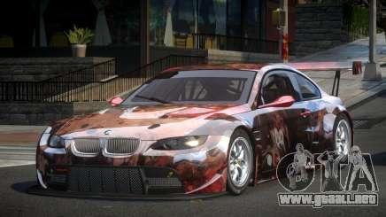 BMW M3 E92 GS Tuning S3 para GTA 4