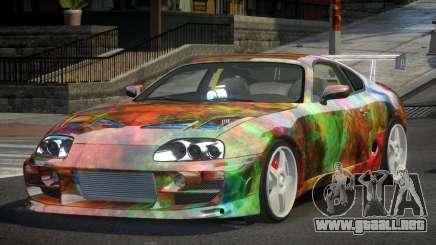 Toyota Supra M4 S7 para GTA 4