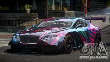 Bentley Continental SP S4 para GTA 4