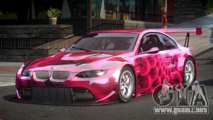 BMW M3 E92 GS Tuning S8 para GTA 4