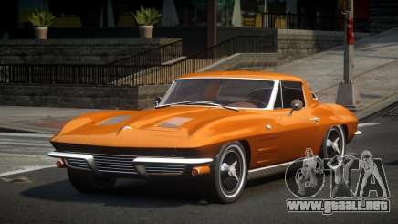 Chevrolet Corvette 60S para GTA 4