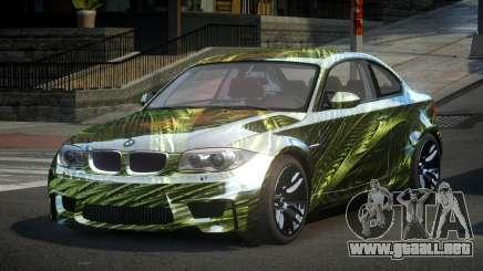 BMW 1M E82 US S7 para GTA 4