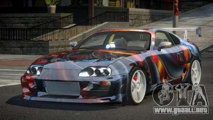 Toyota Supra M4 S2 para GTA 4