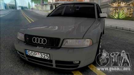 Audi S4 B5 Avant [HQ] para GTA San Andreas