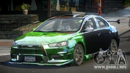 Mitsubishi Evo X SP S10 para GTA 4
