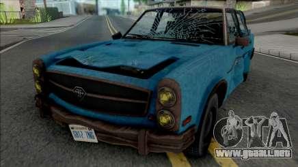 GTA V Benefactor Glendale Beater [IVF] para GTA San Andreas