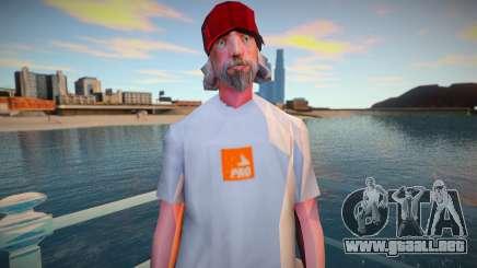 Verdad de Fashionista para GTA San Andreas