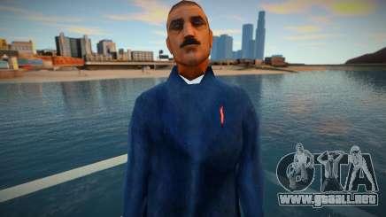 TBone Mendez skin para GTA San Andreas