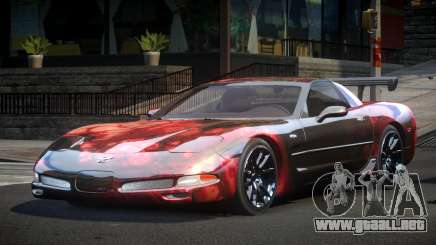 Chevrolet Corvette GS-U S6 para GTA 4
