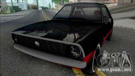 GTA V Declasse Rhapsody [VehFuncs] para GTA San Andreas