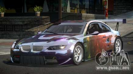 BMW M3 E92 GS Tuning S7 para GTA 4