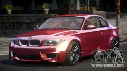 BMW 1M E82 US para GTA 4