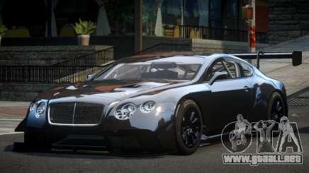 Bentley Continental SP para GTA 4