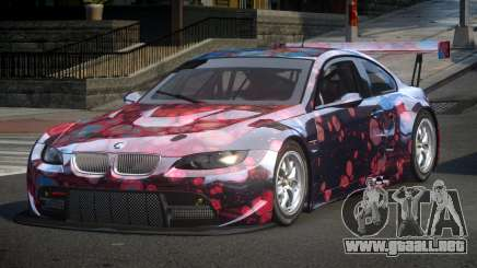 BMW M3 E92 GS Tuning S5 para GTA 4