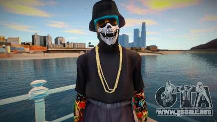 Fashionista sfr3 para GTA San Andreas
