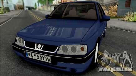 Peugeot 405 SLX [ADB IVF] para GTA San Andreas