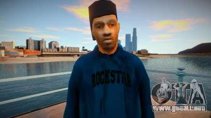 Bmyri en gorra para GTA San Andreas