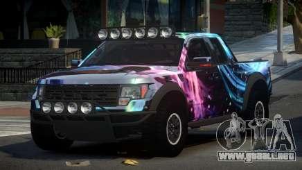 Ford F-150 U-Style S2 para GTA 4