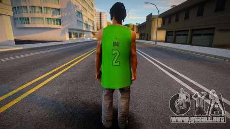 FAM2 BY MAZLER MODS para GTA San Andreas