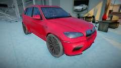 2011 BMW X5 M E70
