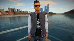 New Claude Casual V4 DLC Los Santos 2 para GTA San Andreas