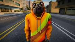 Fortnite - Doggo (original) para GTA San Andreas