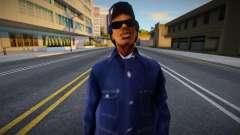 New Ryder skin 1 para GTA San Andreas