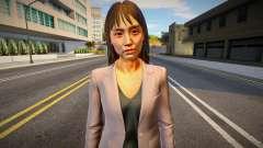 Eri Kamataki - Yakuza Like A Dragon para GTA San Andreas