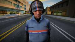 Higgs from Death Stranding para GTA San Andreas
