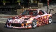 Mazda RX7 J-Style S9 para GTA 4