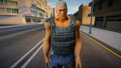 Bryan Bodyarmour para GTA San Andreas