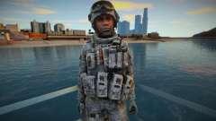 Call Of Duty Modern Warfare 2 - Army 4 para GTA San Andreas