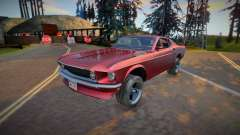 1969 Ford Mustang Boss 302 (good model)