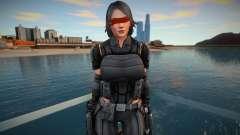 Momiji Sexy Stealth Spy 1 para GTA San Andreas