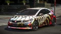 Honda Civic Qz S3 para GTA 4