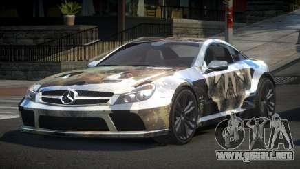 Mercedes-Benz SL65 U-Style PJ7 para GTA 4