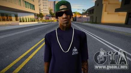 Fam2 by leeroy para GTA San Andreas