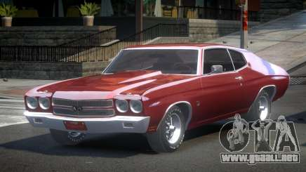 Chevrolet Chevelle Old para GTA 4