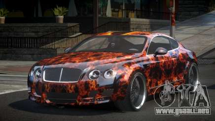 Bentley Continental ERS S6 para GTA 4