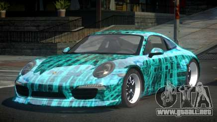 Porsche Carrera GT-U S5 para GTA 4