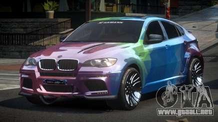 BMW X6 PS-I S7 para GTA 4