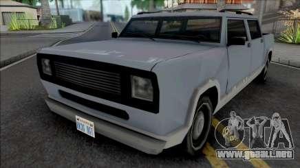 Sadler Deluxe para GTA San Andreas