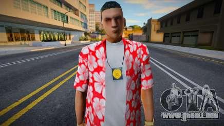 Police Detective para GTA San Andreas