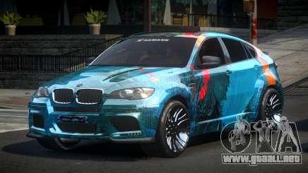 BMW X6 PS-I S1 para GTA 4