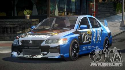 Mitsubishi LE IX S4 para GTA 4