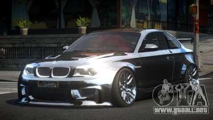 BMW 1M E82 GT-U para GTA 4