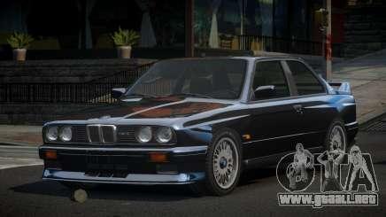 BMW M3 E30 GST U-Style para GTA 4