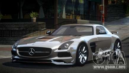 Mercedes-Benz SLS AMG V2.1 para GTA 4