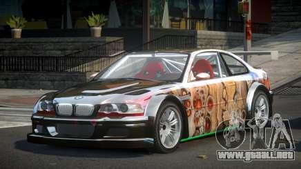 BMW M3 E46 G-Tuning L2 para GTA 4